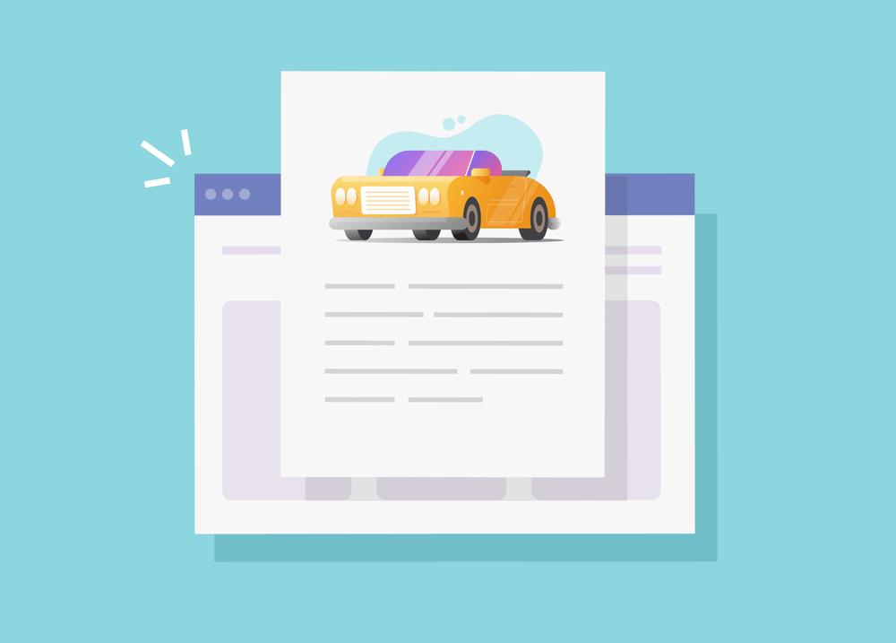 הכירו את רישיון הרכב שלכם