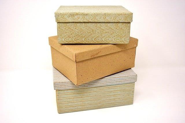 קופסאות קרטון מעוצבות